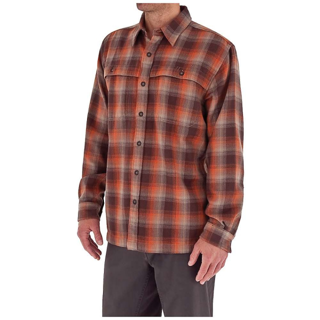 Royal Robbins - Men's Timberlodge Flannel Long Sleeve Top