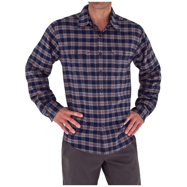 Royal Robbins - Men's Woodland Flannel Long Sleeve Top
