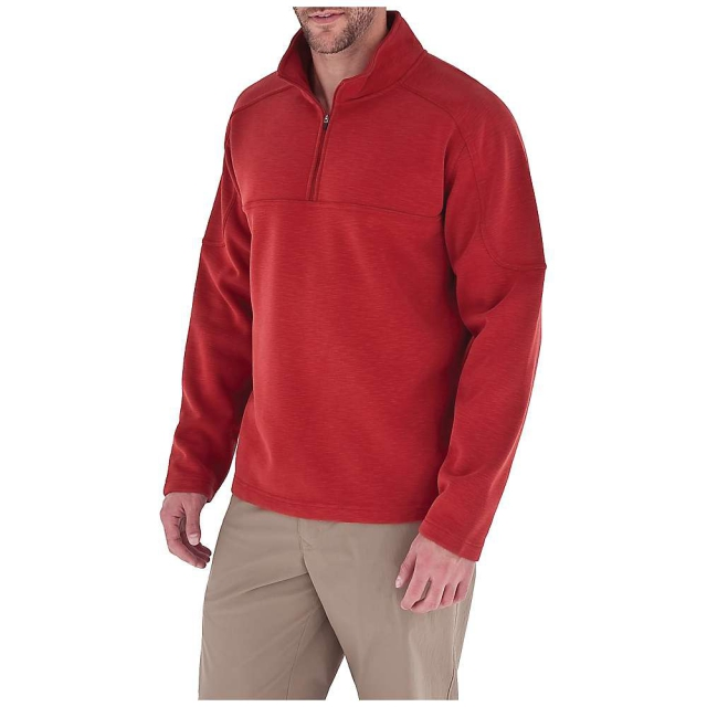 Royal Robbins - Men's Desert Knit Plus 1/4 Zip