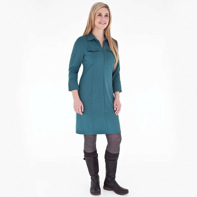 Royal Robbins - Women's Ponte Travel Dress