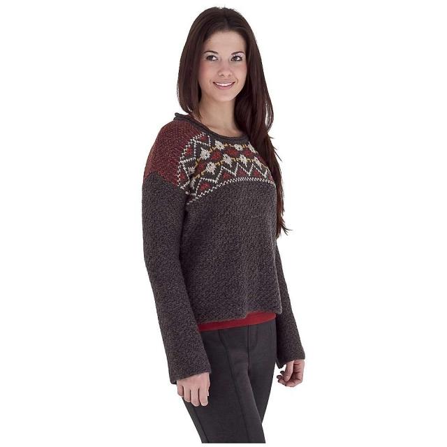 Royal Robbins - Women's Mystic Jacquard Pullover
