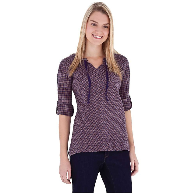 Royal Robbins - Women's Wasatch Plaid Pullover