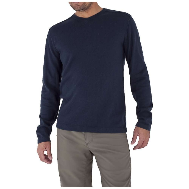 Royal Robbins - Men's Horizon Solid V-Neck Top
