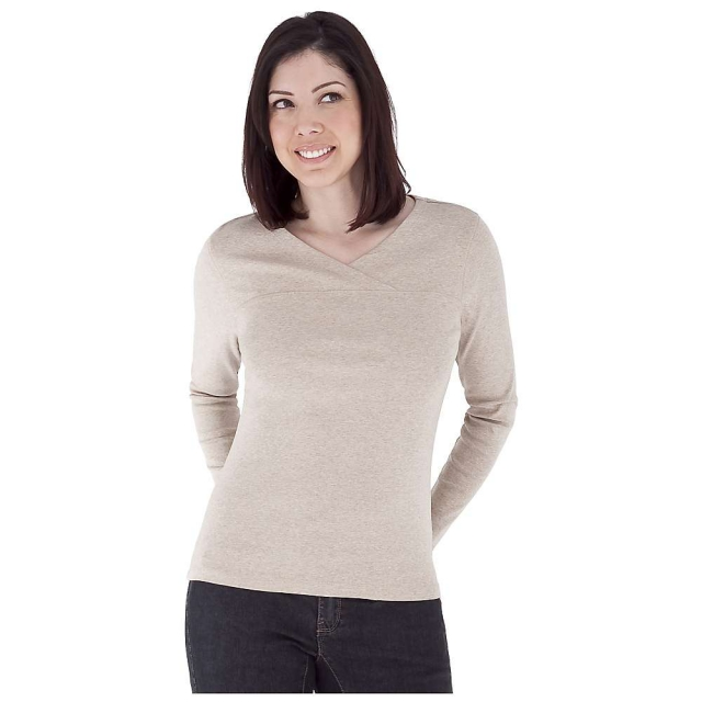 Royal Robbins - Women's Kick Back Crossover L/S Top