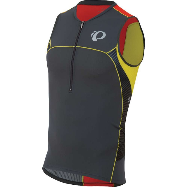 Pearl Izumi - Men's Elite In-R-Cool Tri Sleeveless Jersey