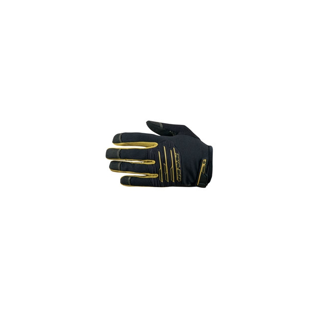 Pearl Izumi - Summit Full Finger Cycling Glove - Unisex - Ecru In Size