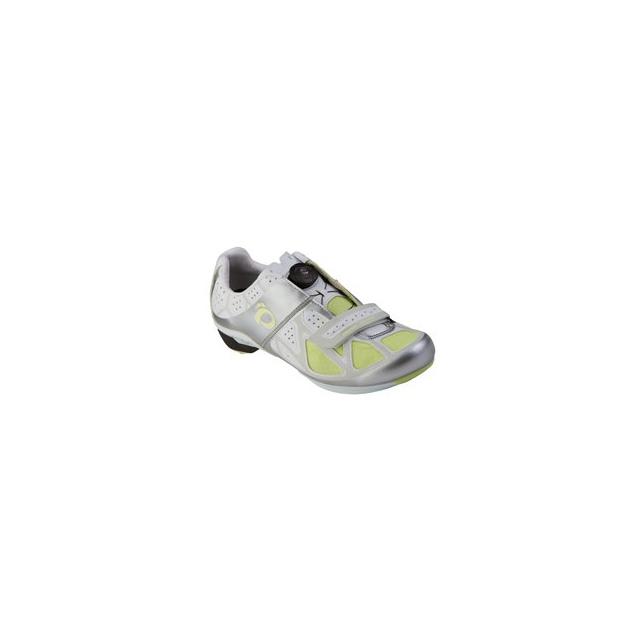 Pearl Izumi - Race Road III Cycling Shoe - Women's - White/Silver In Size: 38.5