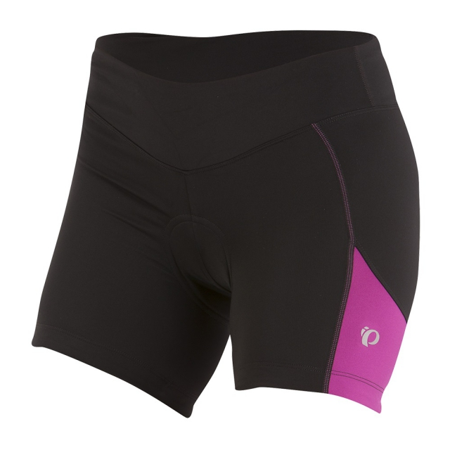 Pearl Izumi - - W Sugar Short - small - Purple Wine
