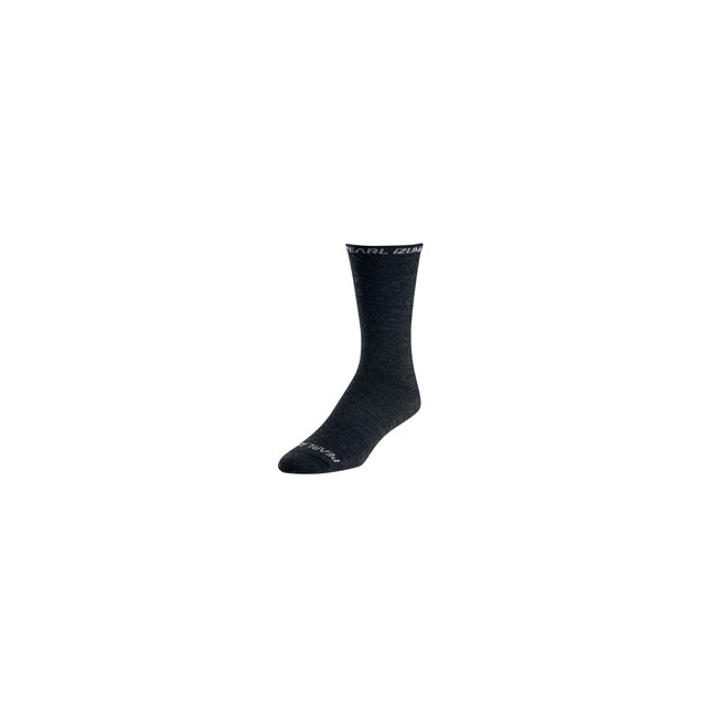 Pearl Izumi - Elite Tall Wool Sock - Black In Size