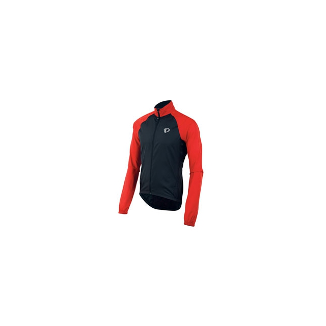Pearl Izumi - ELITE Barrier Wind Jacket - Men's - True Red/Black In Size: Medium
