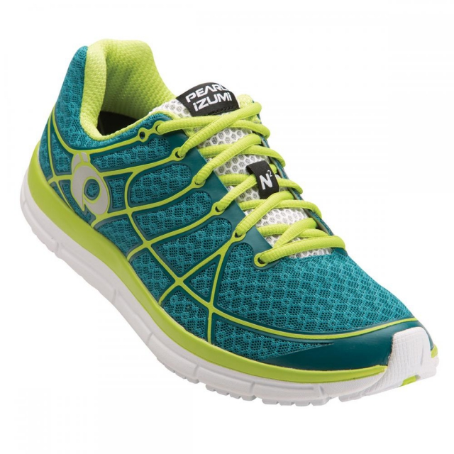 Pearl Izumi - - Wmns EM Road N2 - 10 - Deep Lake/Lime Punch