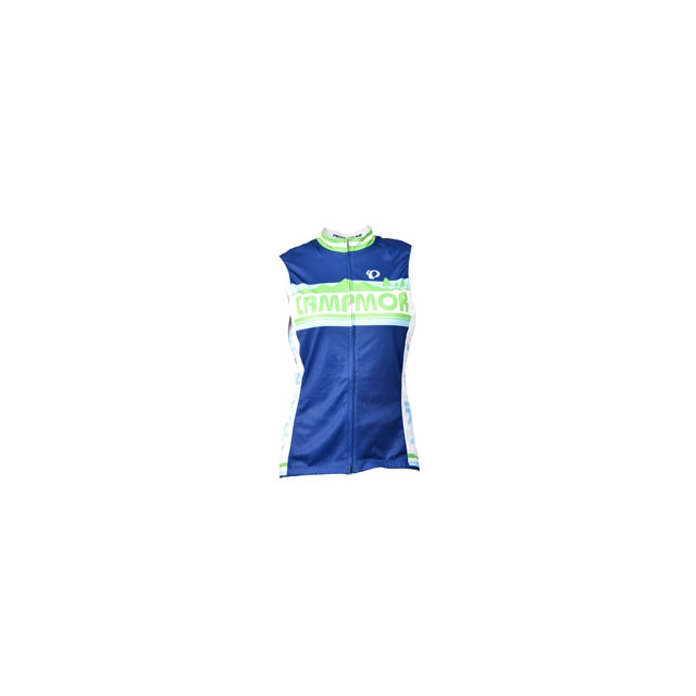 Pearl Izumi - Campmor SELECT Sleeveless Jersey - Women's - Campmor Blue In Size