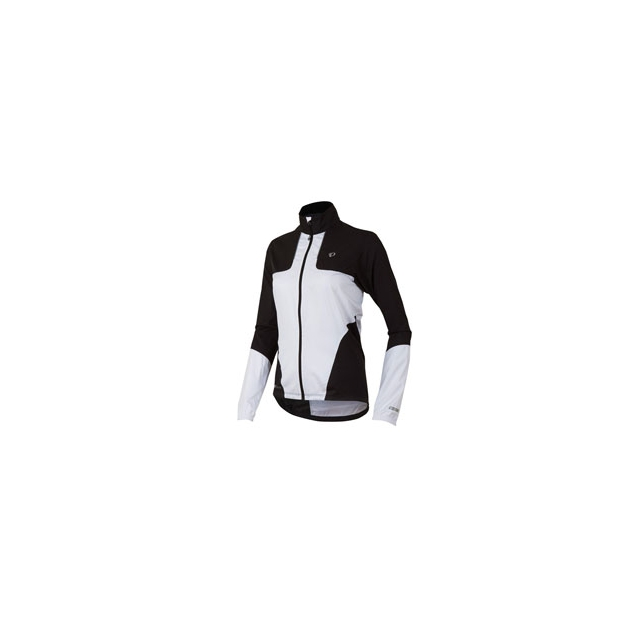 Pearl Izumi - Elite Barrier Jacket - Women's - Black/White In Size: Medium