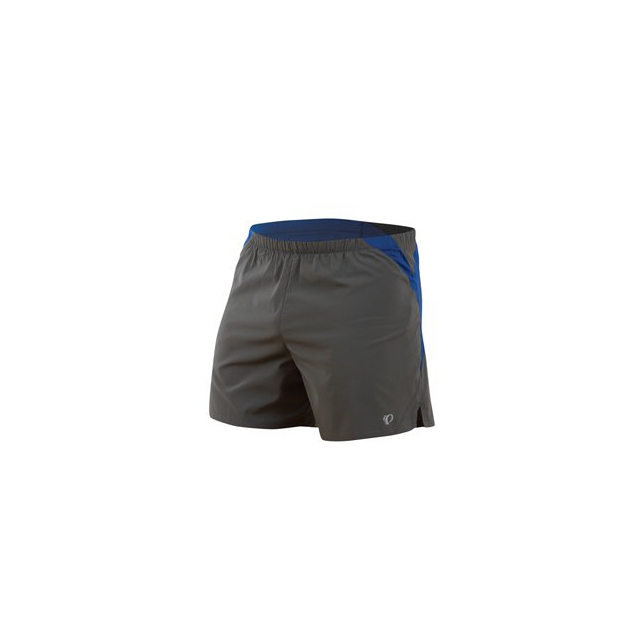 Pearl Izumi - Fly Run 5in. Short - Men's - Shadow Grey/Limoges In Size: Large