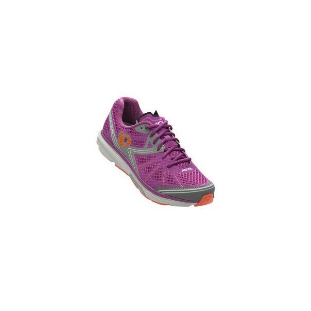 Pearl Izumi - X-Road Fuel IV Cycling Shoe - Women's - Purple Wine/Shadow Grey In Size