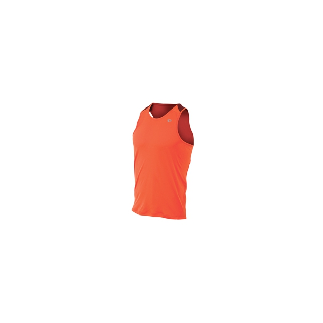 Pearl Izumi - Fly Run Singlet - Men's - Mandarin Red In Size: Extra Large