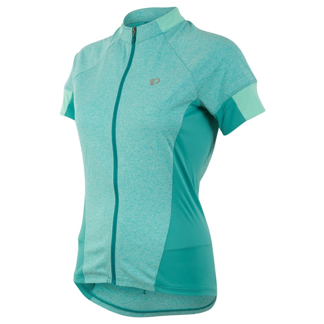 Pearl Izumi - - W Select Escape SS Jersey - x-small - Viridian Green