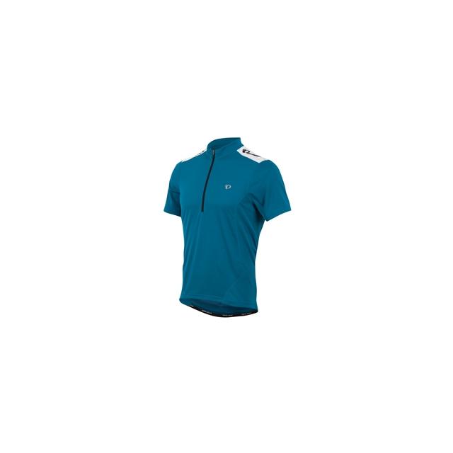 Pearl Izumi - Quest Cycling Jersey - Men's - Mykonos Blue In Size: Medium