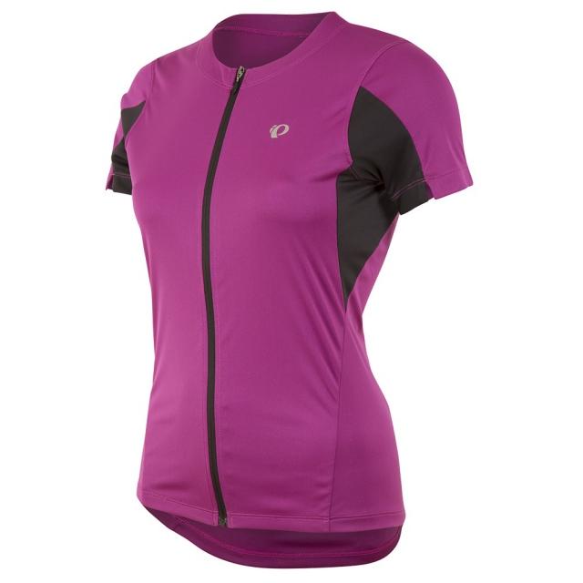 Pearl Izumi - - W Select Jersey - x-small - Purple Winetone