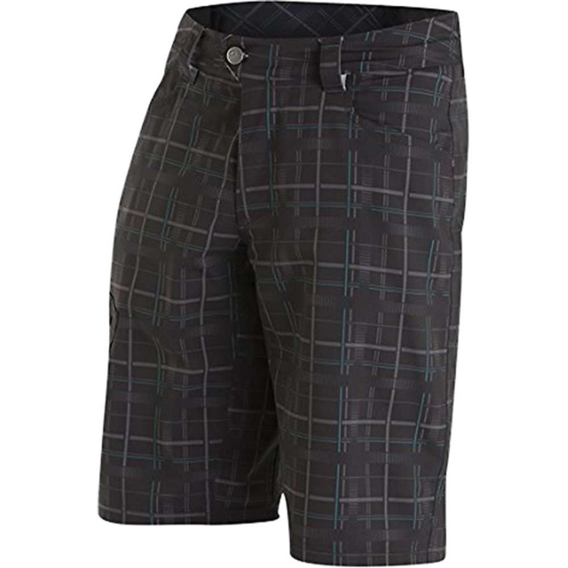 Pearl Izumi - Men's Canyon Plaid Short