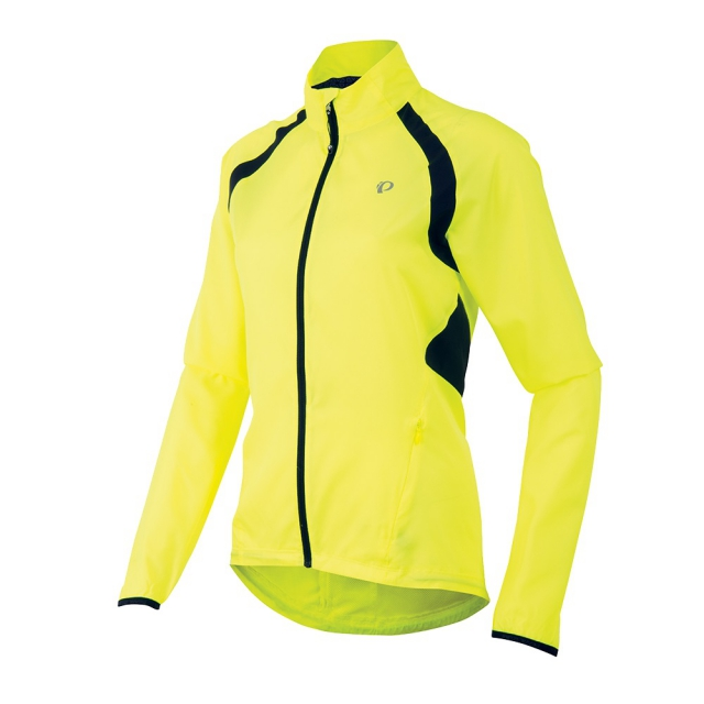 Pearl Izumi - - W Elite Barrier Jacket - x-small - Screaming Yellow