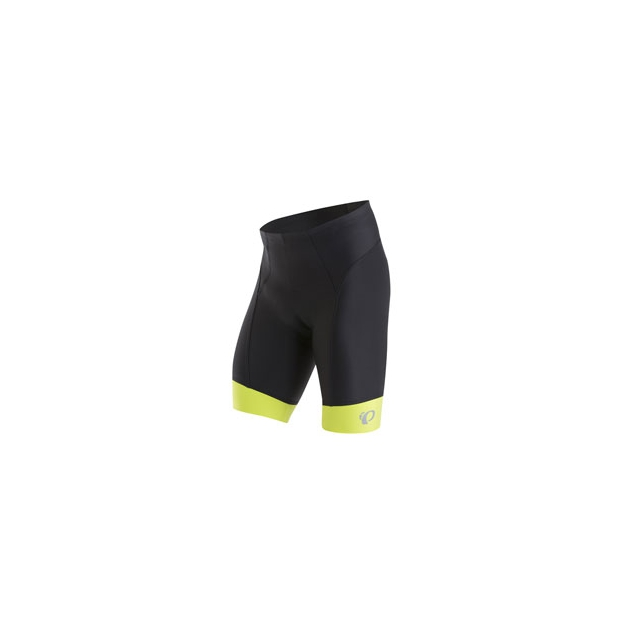 Pearl Izumi - ELITE In-R-Cool Short - Men's - Black/Lime Punch In Size: Extra Large