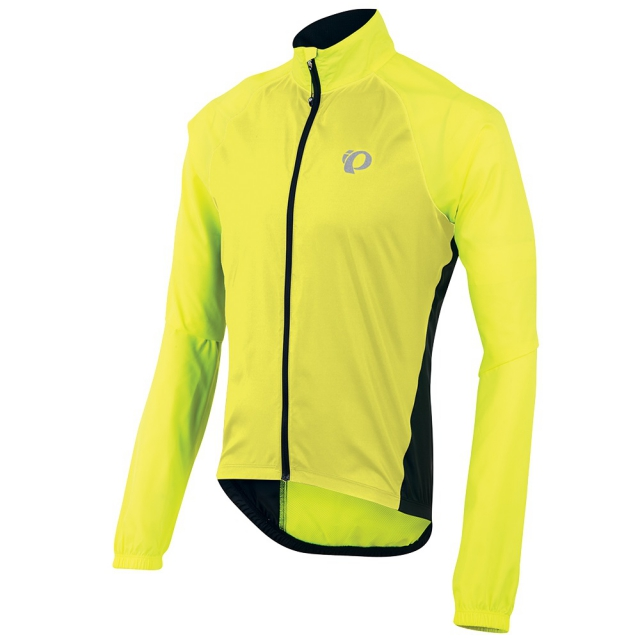 Pearl Izumi - - ELITE Barrier Jacket - small - Screaming Yellow