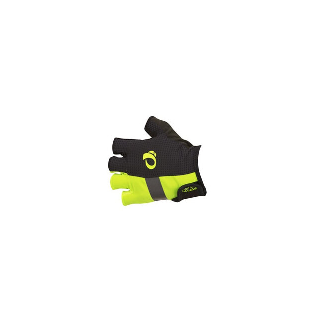 Pearl Izumi - ELITE Gel Cycling Glove - Men's - Screaming Yellow/Black In Size: Medium