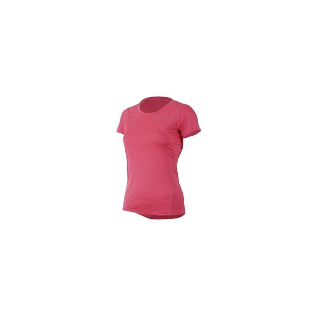 Pearl Izumi - Fly Short Sleeve Run Tee - Women's - Honeysuckle In Size: Large