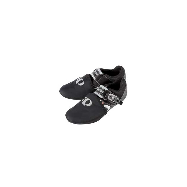 Pearl Izumi - ELITE Thermal Road Cycling Toe Shoe Cover - Black In Size