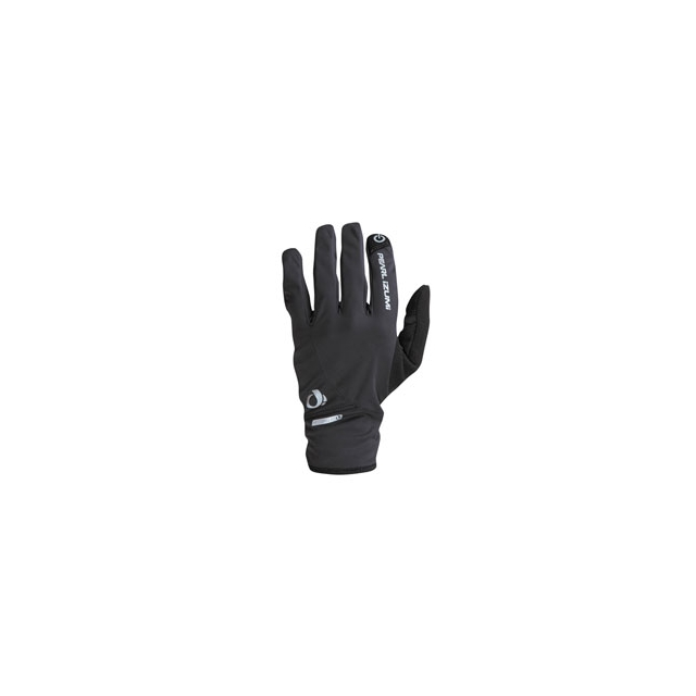 Pearl Izumi - Select Softshell Run Gloves - Black In Size: Extra Large