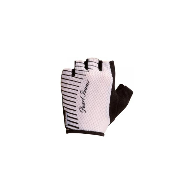 Pearl Izumi - SELECT Cycling Glove - Women - White/Black In Size: Small