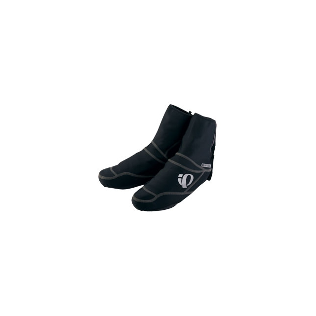 Pearl Izumi - SELECT Softshell Road Cycling Shoe Cover - Black In Size: Small