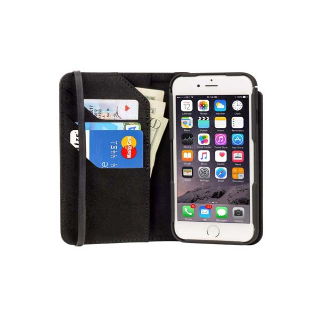 Nite Ize - Connect Wallet & Case for iPhone 6/6s