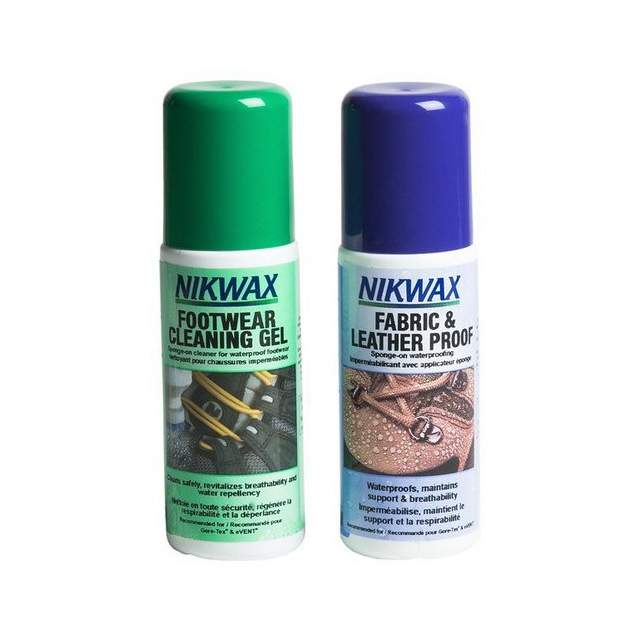 Nikwax - Frabic & Leather Duo Pack 4.2oz
