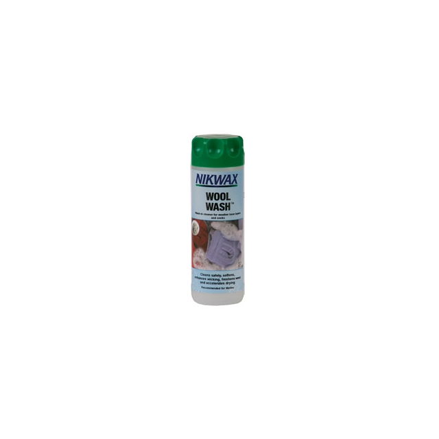 Nikwax - Wool Wash 10oz. for Wool Products