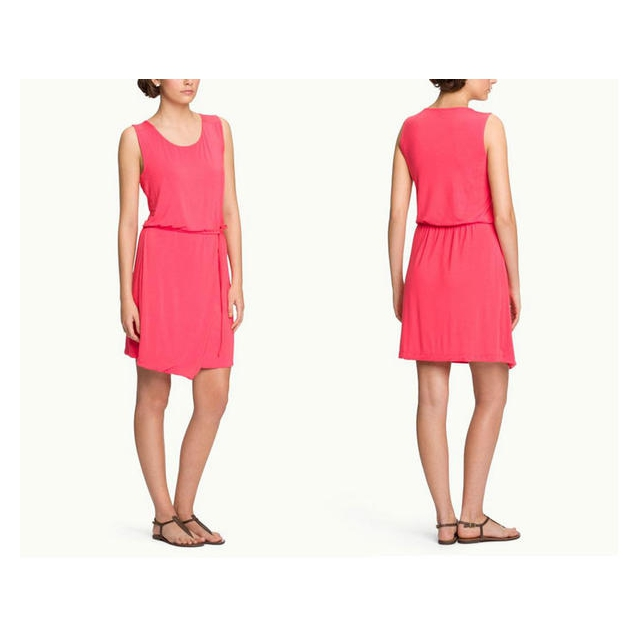 Nau - Women's Wrap-Her Dress