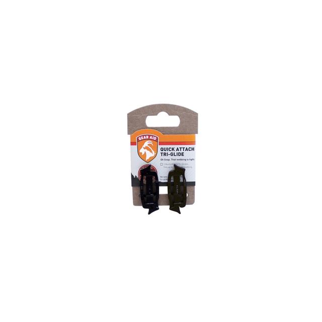McNett - Gear Aid Quick Attach Tri-Glide - Black
