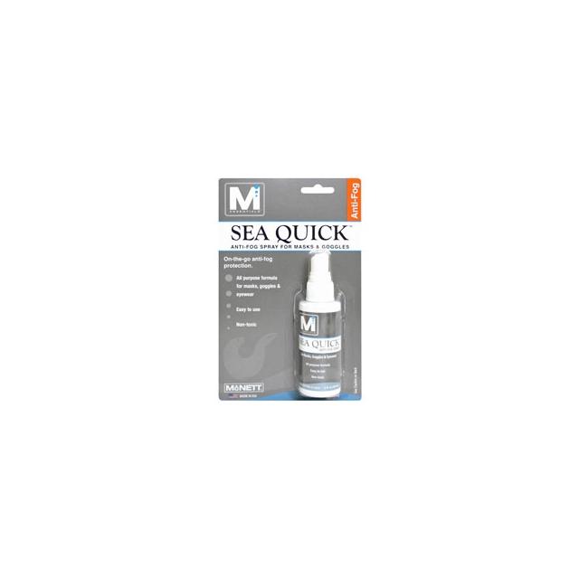 McNett - McNett Seaquick Goggle Spray 2 oz. - Clear