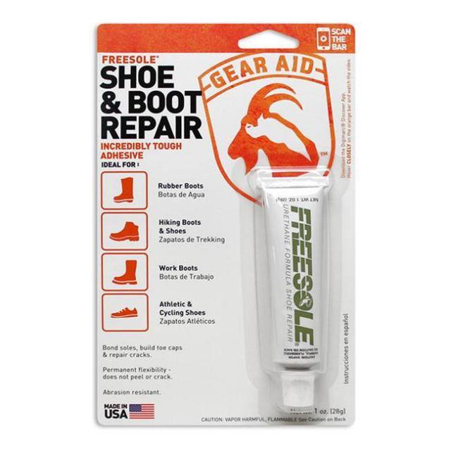 McNett - Freesole Shoe Repair -