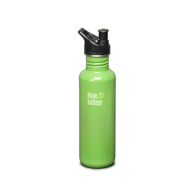 Klean Kanteen - Classic Bottle SportCap Be Green 27oz