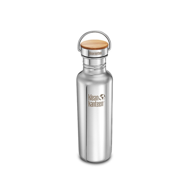 Klean Kanteen - Reflect Stainless Steel Bottle Mirrored Finish - 27 oz.