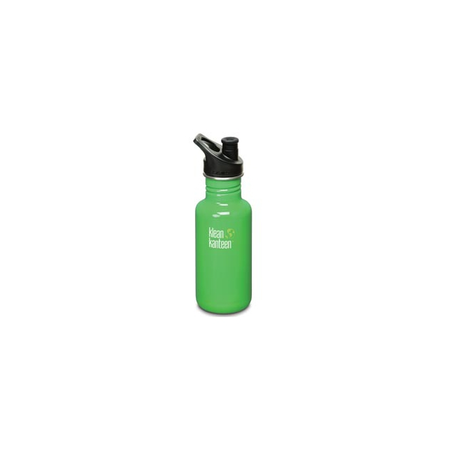 Klean Kanteen - 18 oz. Classic Bottle With Sport Cap