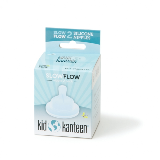 Klean Kanteen - - Baby Bottle Nipples - Slow
