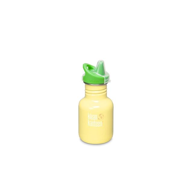 Klean Kanteen - - 12oz kid kanteen sippy - 12 - Yellow Sunshine