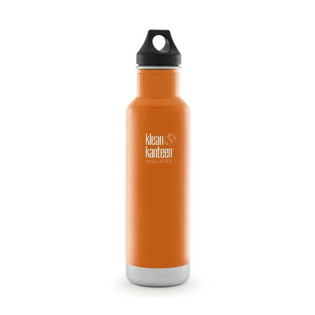 Klean Kanteen - - 20oz Classic Vacuum Insulated w/ Loop Ca
