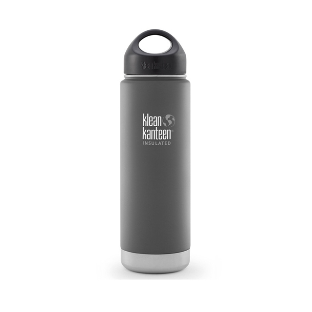 Klean Kanteen - - 20oz Kanteen Wide Insulated w/Loop Cap