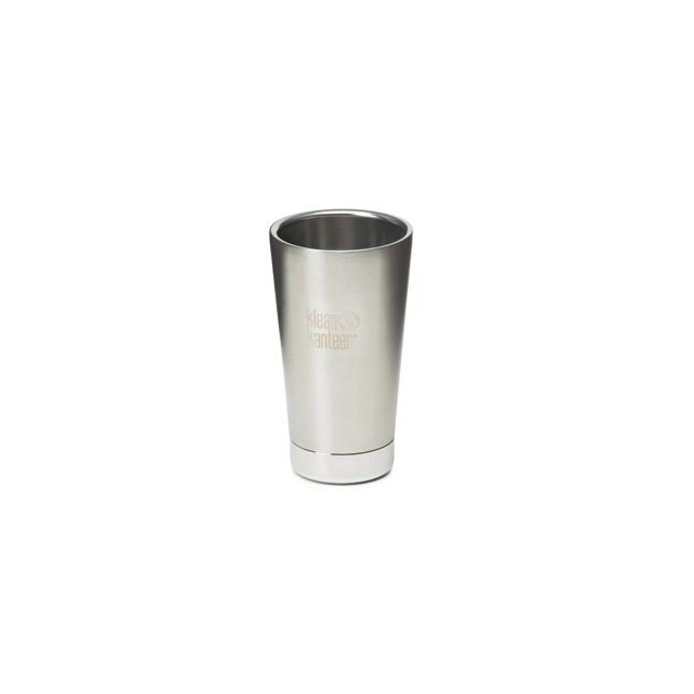 Klean Kanteen - Stainless Steel Vacuum Insulated Tumbler and Cup - Brushed Stainless