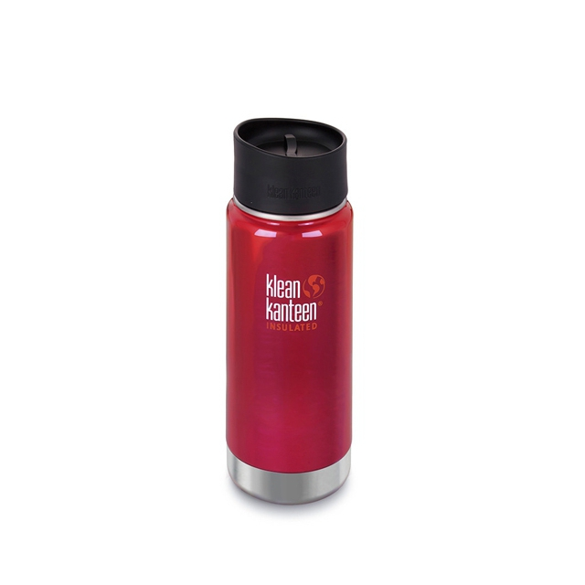 Klean Kanteen - - 16oz Kanteen Wide Insulated Cafe 2.0
