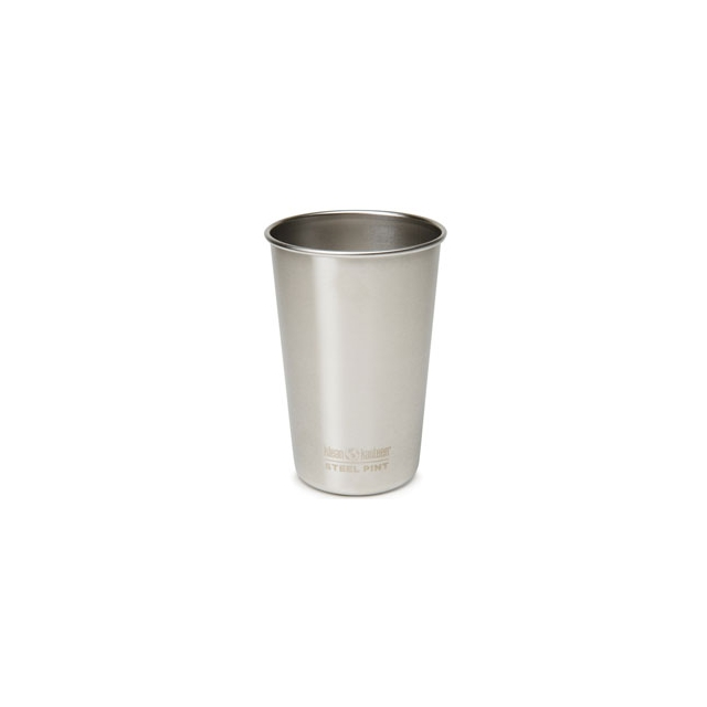 Klean Kanteen - 16 oz Pint Cup - Brushed Stainless